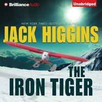 Iron Tiger - Jack Higgins - audiobook