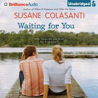 Waiting for You - Susane Colasanti - audiobook