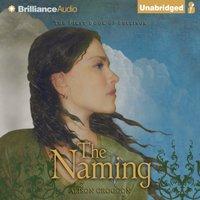 Naming - Alison Croggon - audiobook