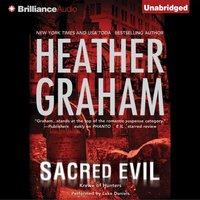 Sacred Evil - Heather Graham - audiobook