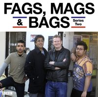 Fags, Mags & Bags: Cousin Wacko (Series 2, Episode 5) - Sanjeev Kohli - audiobook