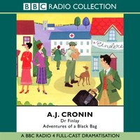 Dr Finlay Adventures Of A Black Bag - A.J. Cronin - audiobook