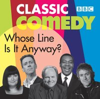 Whose Line is it Anyway - Dan Patterson - audiobook