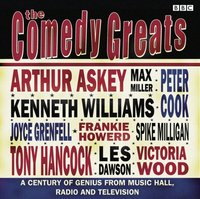 Comedy Greats, The - Russell Davis - audiobook