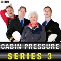 Cabin Pressure: Qikiqtarjuaq (Episode 1, Series 3) - John Finnemore - audiobook