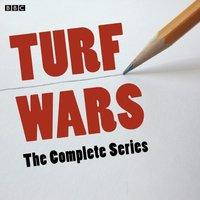Turf Wars: Complete Series (Radio 4, Comedy) - Simon Brett - audiobook