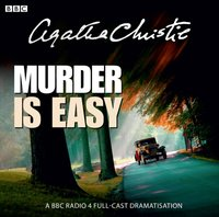 Murder Is Easy - Agatha Christie - audiobook