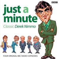 Just A Minute: Derek Nimmo Classics (Episode 4) - Ian Messiter - audiobook