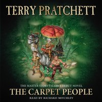 The Carpet People - Terry Pratchett - audiobook