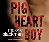 Pig-Heart Boy - Malorie Blackman - audiobook