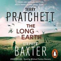 Long Earth - Terry Pratchett - audiobook