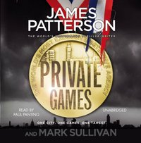 Private Games - James Patterson - audiobook