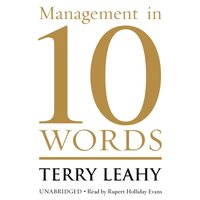 Management in 10 Words - Terry Leahy - audiobook
