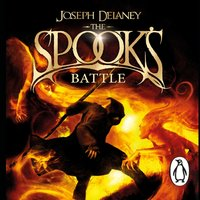 Spook's Battle - Joseph Delaney - audiobook