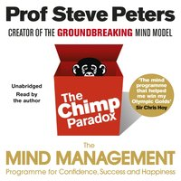 Chimp Paradox - Prof Steve Peters - audiobook
