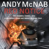 Red Notice - Andy McNab - audiobook