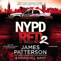 NYPD Red 2 - James Patterson - audiobook