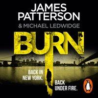 Burn - James Patterson - audiobook