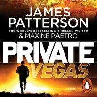 Private Vegas - James Patterson - audiobook