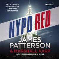 NYPD Red - James Patterson - audiobook