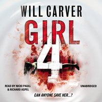 Girl 4 - Will Carver - audiobook