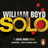 Solo - William Boyd - audiobook