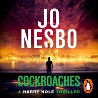 Cockroaches - Jo Nesbo - audiobook