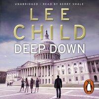 Deep Down (A Jack Reacher short story) - Lee Child - audiobook