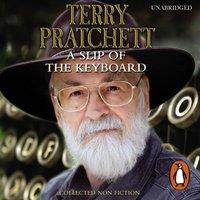 Slip of the Keyboard - Terry Pratchett - audiobook