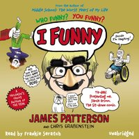 I Funny - James Patterson - audiobook