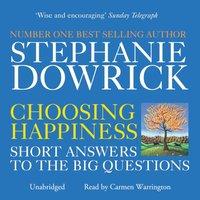 Choosing Happiness - Catherine Greer - audiobook