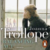 Balancing Act - Joanna Trollope - audiobook