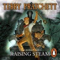 Raising Steam - Terry Pratchett - audiobook