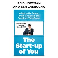 Start-up of You - Ben Casnocha - audiobook