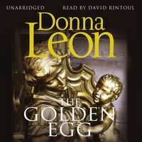 Golden Egg - Donna Leon - audiobook
