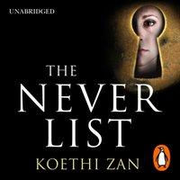 Never List - Koethi Zan - audiobook