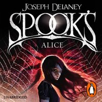 Spook's: Alice - Joseph Delaney - audiobook