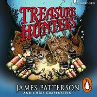 Treasure Hunters - James Patterson - audiobook