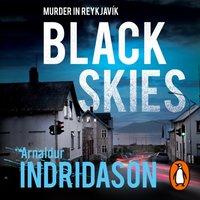 Black Skies - Arnaldur Indridason - audiobook