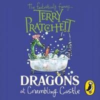 Dragons at Crumbling Castle - Terry Pratchett - audiobook