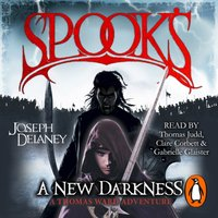 Spook's: A New Darkness - Joseph Delaney - audiobook