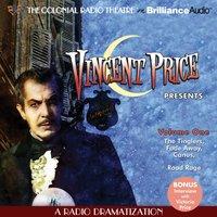 Vincent Price Presents - Volume One - M. J. Elliott - audiobook