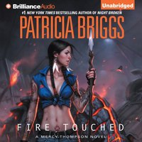 Fire Touched - Patricia Briggs - audiobook