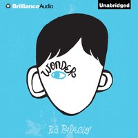 Wonder - R. J. Palacio - audiobook