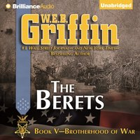 Berets - W.E.B. Griffin - audiobook