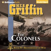 Colonels - W.E.B. Griffin - audiobook