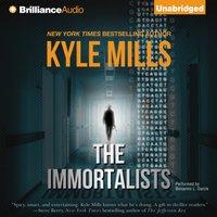 Immortalists - Kyle Mills - audiobook
