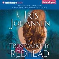 Trustworthy Redhead - Iris Johansen - audiobook