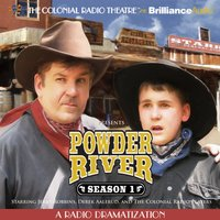 Powder River - Season One - Jerry Robbins - audiobook