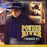 Powder River - Season Three - Jerry Robbins - audiobook